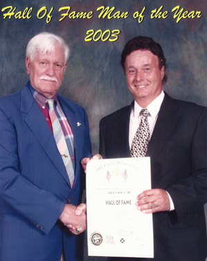 Shihan Viola inducted into USA Karate Hall of Fame