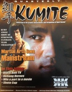 kumite quarterly magazine