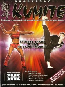 Kumite Magazine Bill Viola Publisher