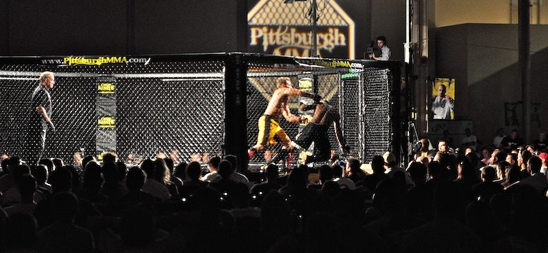 Pittsburgh MMA Mixed Martial Arts
