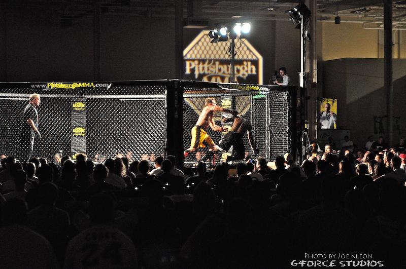 Pittsburgh MMA Mixed Martial Arts
