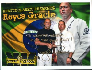 Royce Gracie Bill Viola Kumite Classic