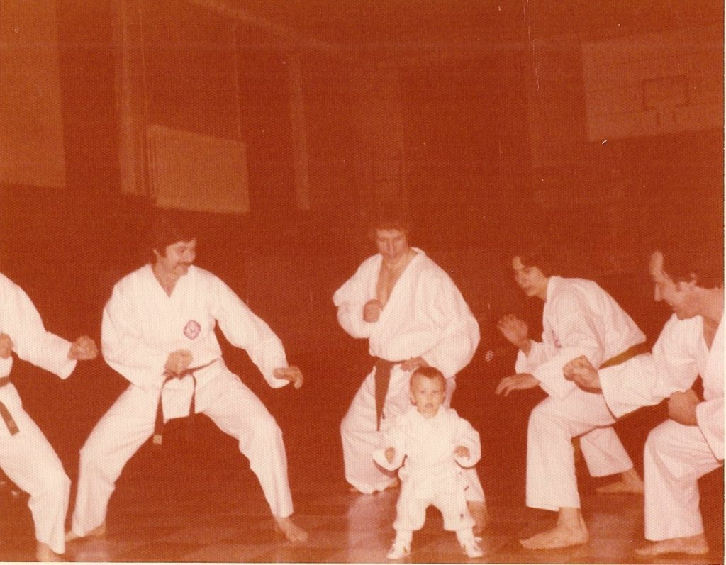 bill viola first karate class