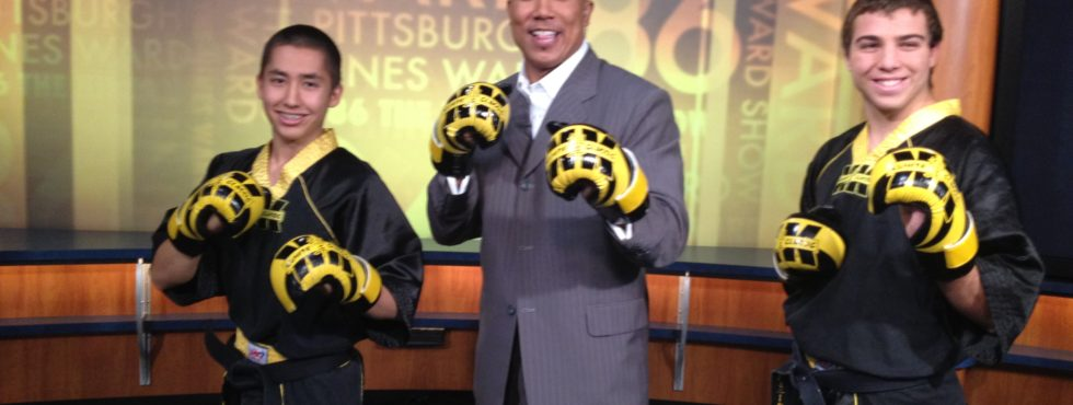 hines ward team kumite