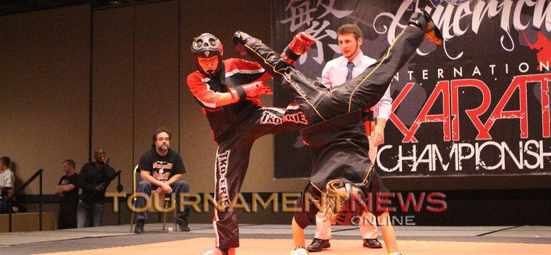 naikc karate