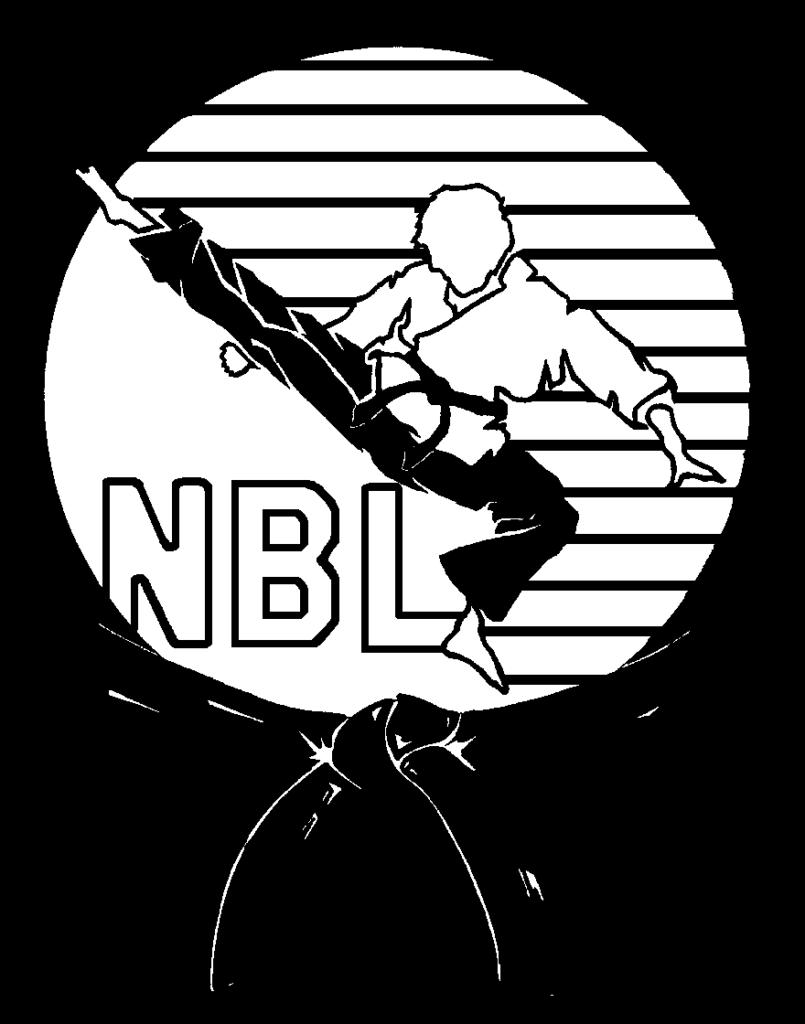 NBL Karate logo