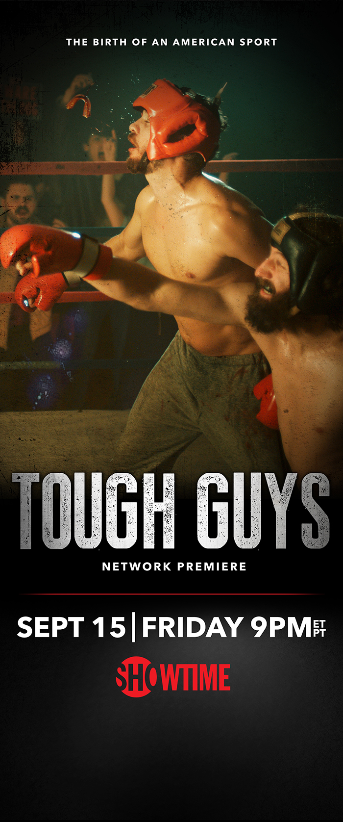 Tough Guys MMA showtime