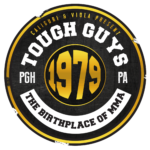 tough guy logo