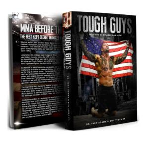 tough guy book