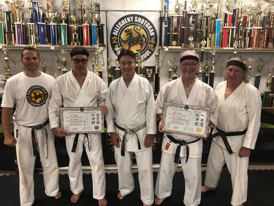 pittsburgh karate masters