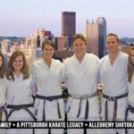 viola karate family