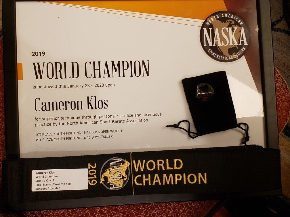 naska world champion