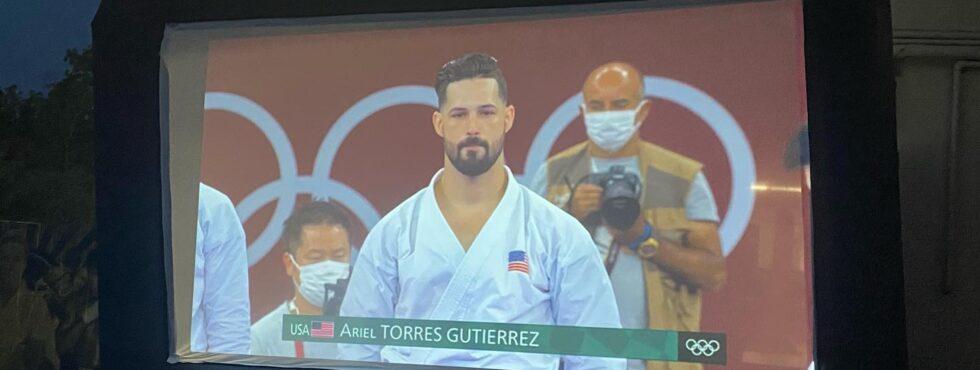 ariel torres olympics